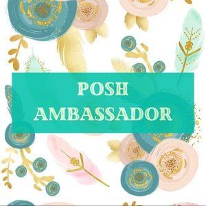 ❤️Posh Ambassador ❤️